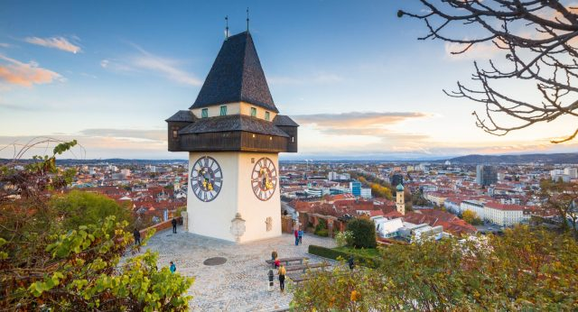 MILESTONE Graz Lend