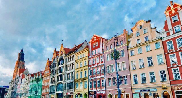 MILESTONE Wrocław Ołbin